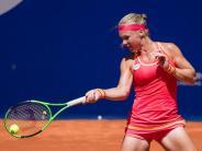 WTA-Turnier: «Traurige Woche» in Nürnberg - Bertens im Finale