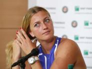 Fünf Monate Zwangspause: Kvitova kehrt nach Messerattacke beiFrench Open zurück