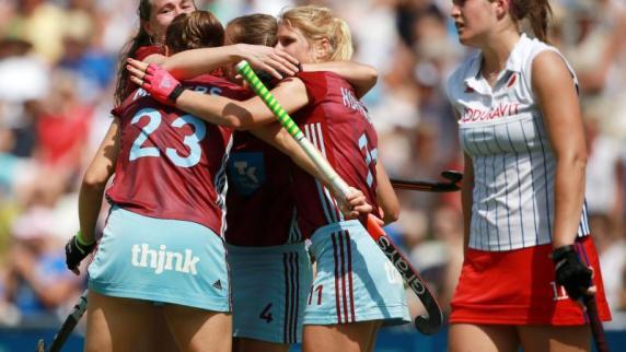 UHC-Damen gewinnen dritten Feldhockey-Titel in Serie