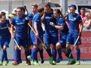 Finalspiele in Mannheim: UHC-Damen und MHC-Herren sichern sich die Feldhockey-Titel