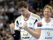 30:22 gegen HC Erlangen: Kieler Handballer weiter auf Kurs Richtung Champions League