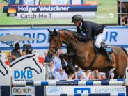 Sieg beim Großen Preis: Wulschner reitet in Wiesbaden zum Sieg-Auto
