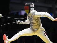 Trotz beherzter Auftritte: Deutsche Fechter bei EM in Georgien weiter Medaille
