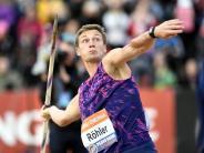 88,26 Meter in Turku: Olympiasieger Röhler siegt wieder mit Topweite