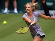 WTA-Turnier: Lottner in 's-Hertogenbosch im Achtelfinale ausgeschieden
