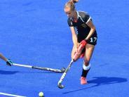 Vier-Länder-Turnier in Berlin: Deutsche Hockey-Damen unterliegen Irland mit 1:2