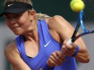 Im Viertelfinale: Aus für Carina Witthöft in 's-Hertogenbosch