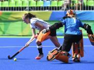 Neuformiertes Team: Deutsche Hockey-Damen siegen beim Vier-Länder-Turnier