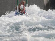 Slalomkanuten: Augsburger Tasiadis siegt beim Weltcup-Auftakt im Canadier-Einer