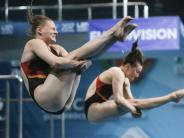 Wasserspringer: Silber für Damen-Duo - Cheftrainer:«Luft bis zur WM»