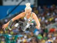 Abschied: Paralympicssiegerin Low startet künftig für Australien