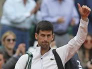 Wildcard für ATP-Turnier: Djokovic bereitet sich in Eastbourne auf Wimbledon vor