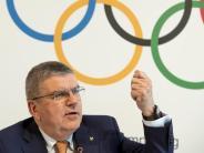 IOC-Präsident für Sanktionen: Bach: Russland-Doping bei Olympia 2014 muss bestraft werden