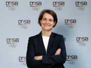 Zeit des Umbruchs: Veronika Rücker übernimmt DOSB-Vorstandsvorsitz