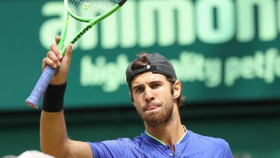 Dreisatzsieg über Gasquet | Zverev macht Traumfinale gegen Federer perfekt