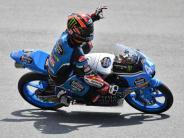Öttl wird nochElfter: Moto3-WM-Sieg für Aron Cane