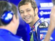 MotoGP-WM: Rossi siegt im Regen-Krimi von Assen - Folger stürzt
