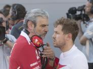 Hintergrund Strafpunkte: Vettel jetzt auch im Formel-1-Sündenregister vorn
