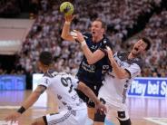 Champions League: Flensburgs Handballer wieder gegen Kiel und Paris