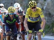 Die Favoriten: Froome bis Bardet: Die Anwärter auf den Tour-de-France-Sieg