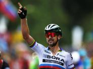 Etappensieg bei Tour de France: «Big Business» dank Sagan - Denk: Mit «Froome arbeiten»