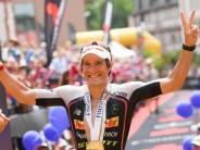 Triathlon: Kienle-Kraftakt: 3. Ironman-EM-Titel