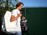 Wimbledon: «Keine Lust mehr zu lernen»: Genervter Zverev will mehr