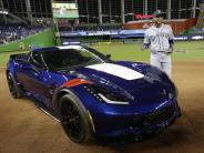 Sportwagen für Canó: 88. MLB-All-Star-Spiel: American League triumphiert