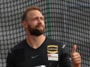 71 Starter in London: WM-Team mit Olympiasieger Harting und Röhler