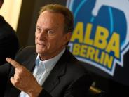 Trainer-Vorstellung: ALBA-Coach Reneses heiß auf neue Aufgabe:«Voller Energie»