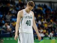 Nationalspieler: ALBABerlin verpflichtet Litauer Grigonis