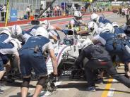 Formel-1-Team: Rosberg-Ausbilder, Rennstall-Ära: Williams' Jubiläumsjahr