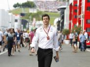 GP in London: Mercedes-Teamchef Wolff verteidigt Superstar Hamilton