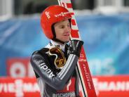 Sommer-Grand-Prix: Skispringer Geiger in Wisla Dritter