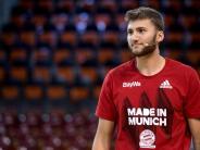 Absage für Europameisterschaft: Klebers NBA-Traum: Vergleiche mit Nowitzki keine Belastung