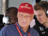 «Überreaktion»: Lauda kritisiert geplanten Formel-1-Cockpitschutz