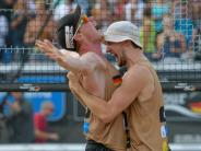 Aus für Laboureur/Sude: Beach-Duo Böckermann/Flüggen erreicht Halbfinale in Olsztyn