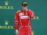 Reifenschaden: Räikkönen-Panne in Silverstone lag nicht am Reifen
