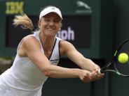 WTA-Turnier: Barthel in Bastad im Achtelfinale ausgeschieden