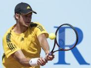 ATP-Turnier in Gstaad: Tennisprofi Hanfmann erstmals in einem ATP-Tour-Finale