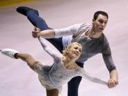 Keine Qualifikation notwendig: Freifahrtschein für Savchenko/Massot zur Eiskunstlauf-EM