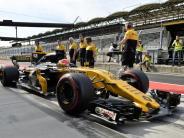 Viertschnellste Zeit: «Forza Robert»: Kubica bei Formel-1-Tests wieder zurück