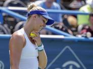 Aus für Maria bei WTA-Turnier: Lisicki im Achtelfinale von Washington