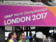 Wenig Medaillenkandidaten: DLV-Athleten sollen sich bei WM «keine Limits setzen»