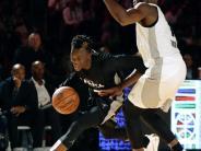NBA in Johannesburg: Nowitzki-Team gewinnt Afrika-Showspiel gegen Schröder & Co.