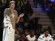 Vor Basketball-EM: Nowitzki glaubt an Schröder & Co.
