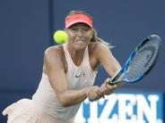 Nach Dämpfer in Stanford: Scharapowa erhält Wildcard für Turnier in Peking