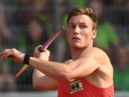Olympiasieger im Speerwurf: Röhler vor der WM: «Im Finale, da gibt's keine Tricks»