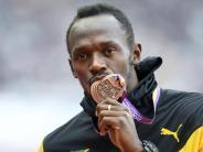Chance für andere Athleten: DLV-Asse trauern Bolt nicht nach: Hype war nicht gerecht