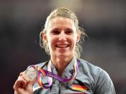 Düstere Zwischenbilanz:: Außer Carolin Schäfer stechen die DLV-Asse nicht
